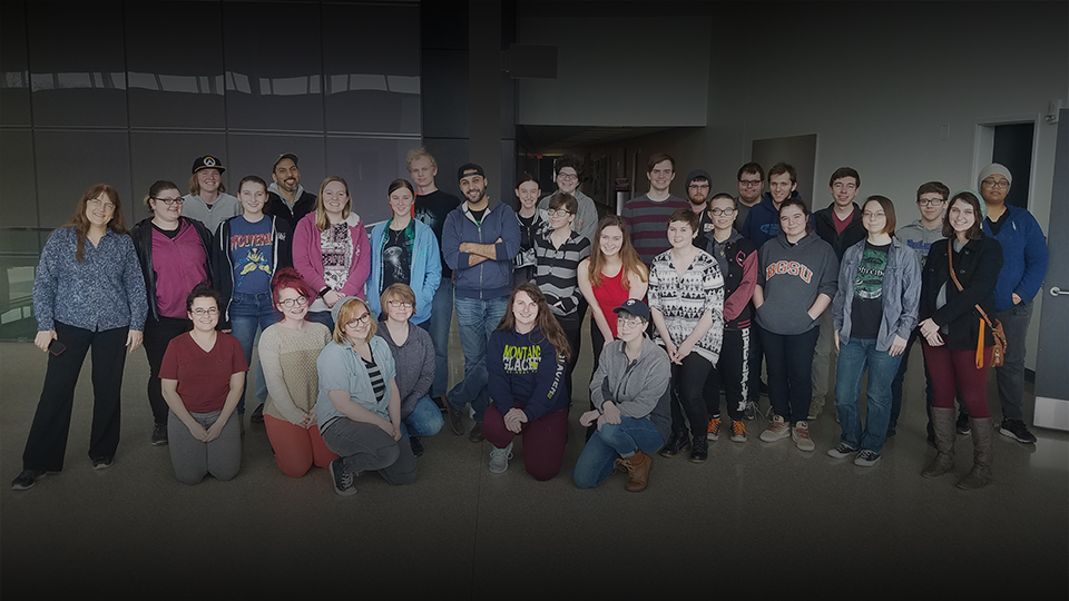 Bowling Green State University ACM SIGGRAPH Student Chapter