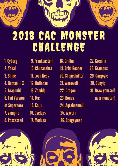 MonsterChallenge
